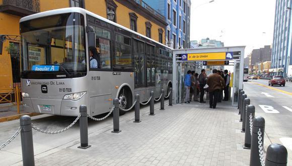 Se operará con mayor número de unidades para que los ciudadanos de Lima y Callao puedan cumplir con su deber cívico de votar.
