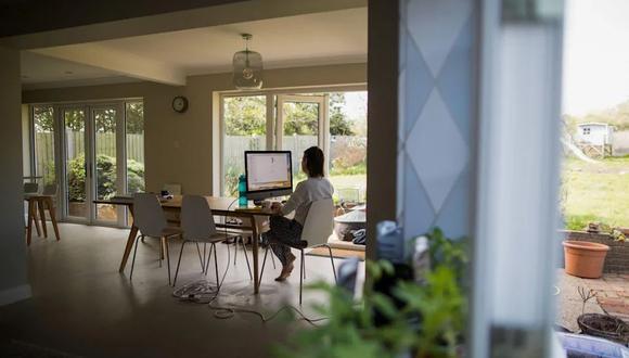 El 8% de los empleados no gerenciales dijeron que planean estar en la oficina todos los días, en comparación con las expectativas de los gerentes de sólo el 1%.
