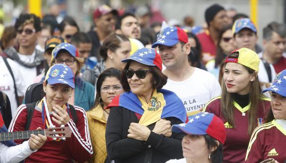 FOTO 1 | 1.- Hasta abril de este año, 9,804 venezolanos tenían un empleo formal. (Foto: USI)