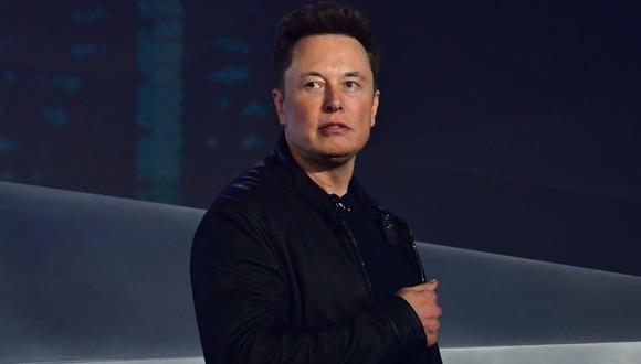 Elon Musk es el más reciente emprendedor tecnológico en superar a Warren Buffett en el rango de los más ricos del mundo. (Foto: AFP)