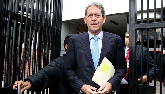 Alfredo Thorne será investigado durante 60 días por la Fiscalía. (Foto: Agencia Andina)