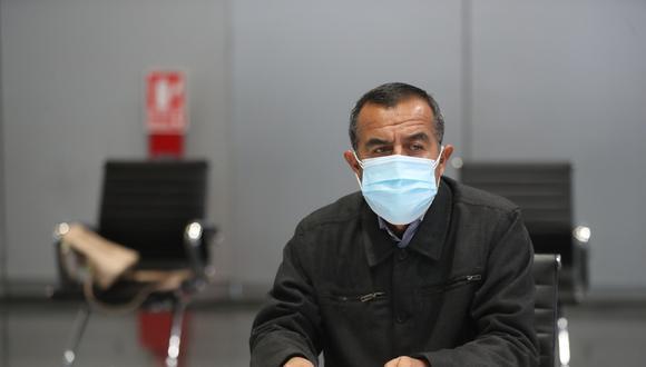 El pedido de renuncia a Maraví Olarte se produce luego de que se revelara un nuevo atestado de la Policía, esta vez del 2004, en el que se le acusa del presunto delito de terrorismo en la modalidad de instigación. (Foto: PCM)