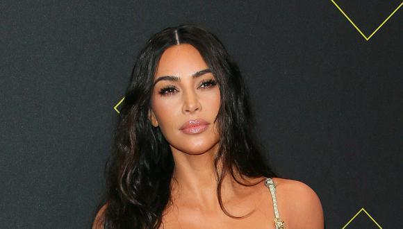 """La protagonista del programa de telerrealidad """"Keeping Up With The Kardashians"""" creó en 2017 KKW Beauty siguiendo los pasos de su hermanastra Kylie Jenner y el año pasado vendió el 20% de su propiedad al conglomerado Coty por unos US$ 200 millones. (Foto: AFP)"""
