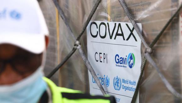 COVAX Facility eligió a Perú entre los primeros países para recibir las vacunas contra el COVID-19, vía Covax Facility, por estar listo para aplicarlas. (Foto: AFP)  (Photo by Nipah Dennis / AFP)