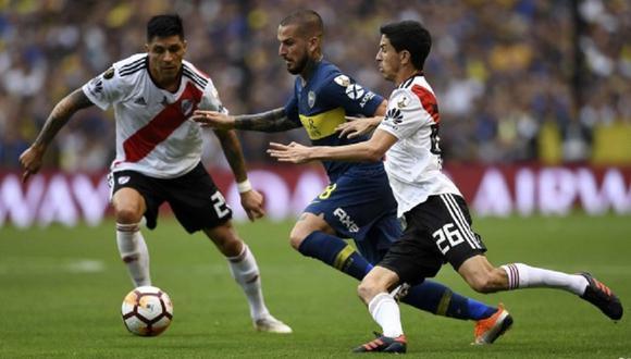 La final de la Copa Libertadores 2018 se jugará el domingo 9 de diciembre (Foto: AFP)