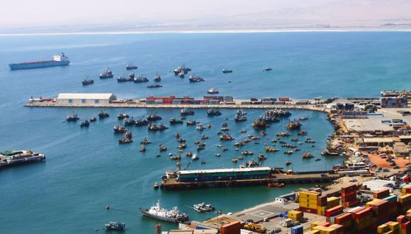 La mercadería llega al Muelle 7 del Terminal Portuario de Arica y se dirige ala Zofratacna.