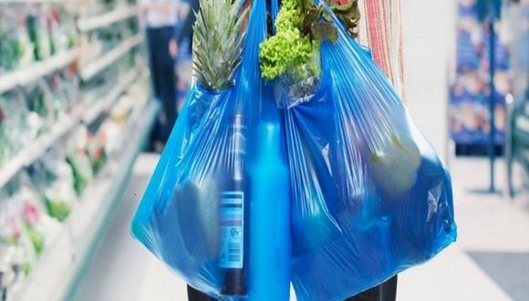 Bolsas plásticas (Foto: Andina)