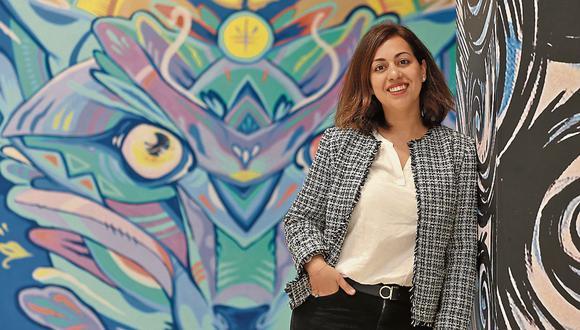 Planes. Se contemplan nuevos conceptos para el centro comercial, dice Mariana Becerra. (Foto: Mariana Becerra | GEC)