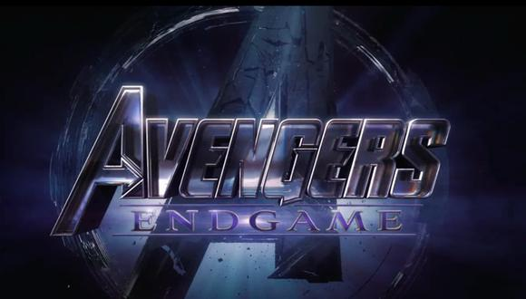 """Avengers: Endgame"": lanzan tres nuevos pósters. (Foto: Marvel Studios)"