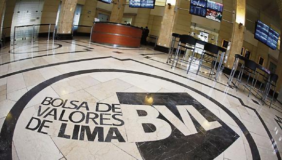BOLSA DE VALORES DE LIMA.