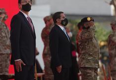 """Martín Vizcarra: """"Las FF.AA están al servicio del país, no de intereses partidarios, grupales ni subalternos"""""""