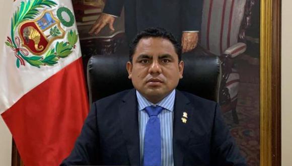 """""""No es momento para celebrar"""", afirma el presidente de la Comisión del Bicentenario del Congreso de la República. (Foto: Arón Espinoza)"""