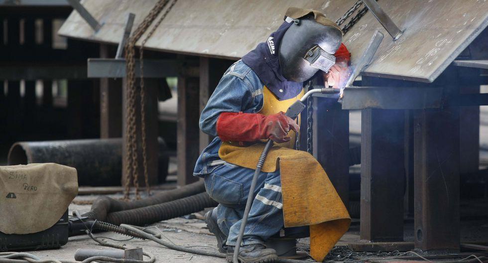 FOTO 10   Servicios industriales (12.7%). En esta rama industrial se tuvo una menor demanda de servicios de reparaciones navales; y de tratamiento y revestimiento de metales. (Foto: USi)