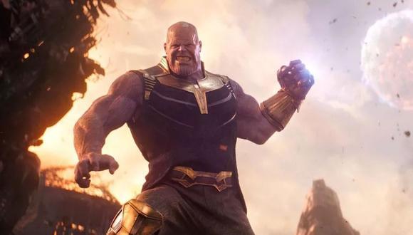 """Google homenajea a """"Thanos"""" con divertida acción tras estreno de Avengers Endgame. (Foto: EFE)"""
