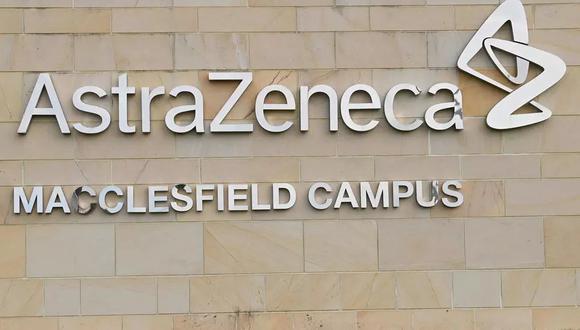Las oficinas de la multinacional farmacéutica AstraZeneca en Macclesfield, Reino Unido. (Foto: AFP)