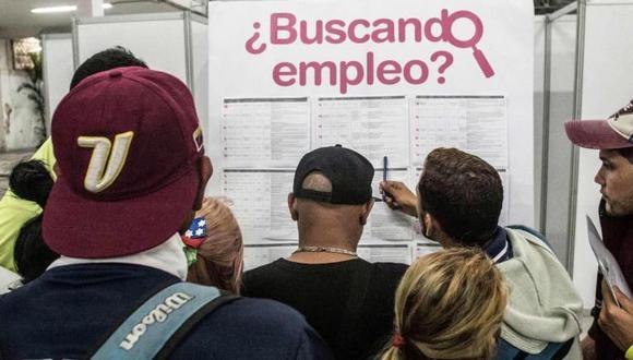 Actualmente hay 773,000 ciudadanos venezolanos en Perú en edad de trabajar. (Foto: Aptitus)