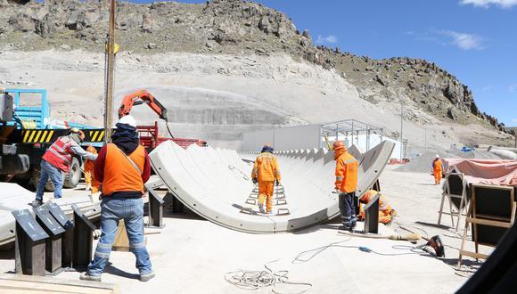 El proyecto Majes Siguas II necesita de la firma de la adenda para continuar, afirma Comex Perú. (Foto: GEC)