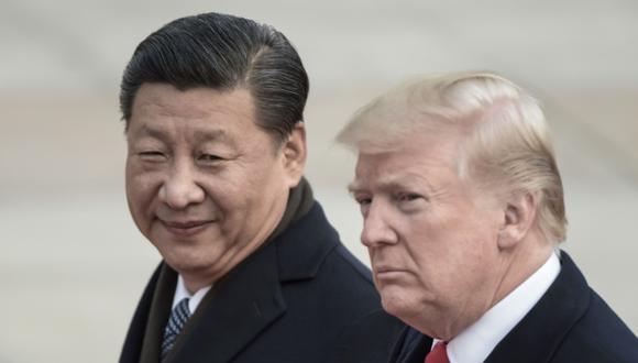 """Trump adelantó que """"si todo va bien"""", se esperan """"grandes noticias la próxima semana o la siguiente"""".(Foto: AFP)"""