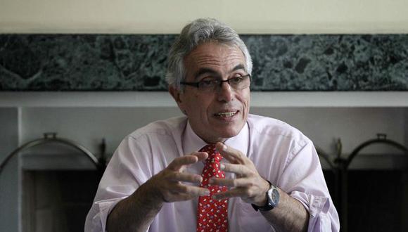 Diego García Sayán afirmó que fue contratado como penalista por Odebrecht y para elaborar un programa de desarrollo social. (Foto: GEC)