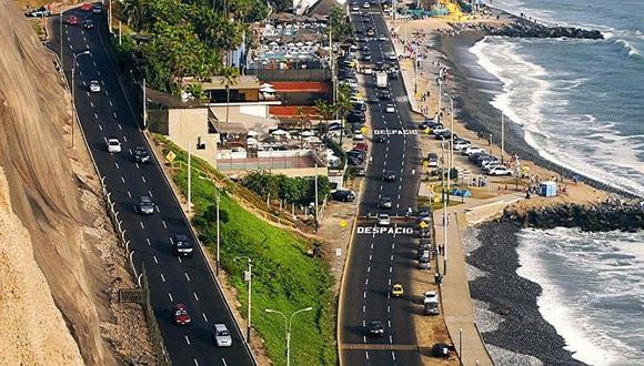 Una alerta de tsunami se emitió en la costa peruana tras un terremoto de magnitud 8.1 en Nueva Zelanda. (Foto: GEC)