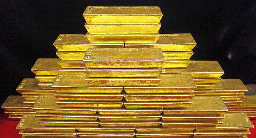 Los futuros del oro en Estados Unidos avanzaban un 0.2% a US$ 1,477. (Foto: Reuters)
