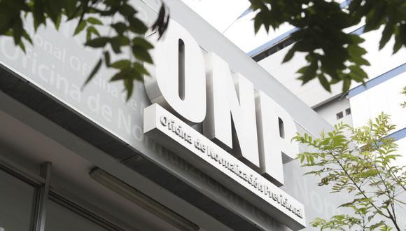 ONP. (Foto: Cesar Campos / GEC)