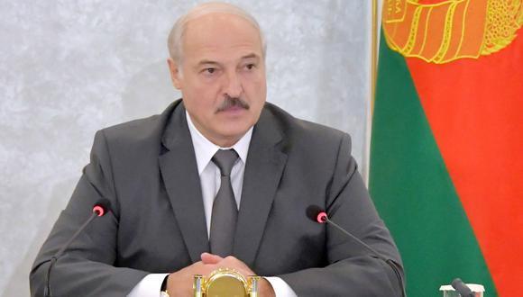 Alexander Lukashenko, presidente de Bielorrusia desde 1994, estableció un sistema autoritario inspirado ampliamente en el sistema soviético. (Foto: EFE)