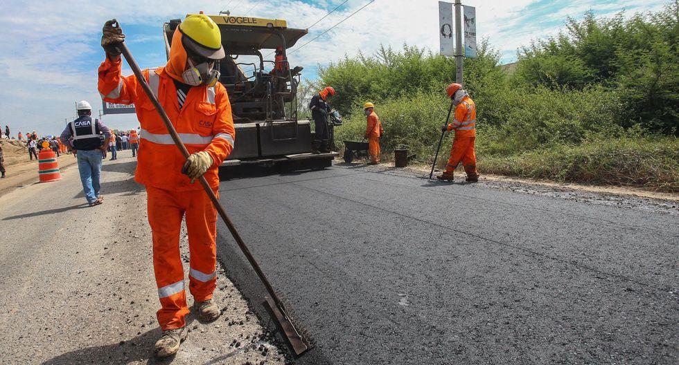 El sector Construcción se redujo en 3.71% en noviembre del 2019 por el menor avance físico de obras públicas (-14.86%)