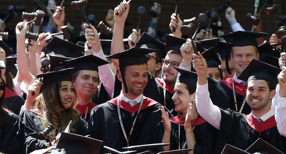 Estas son las mejores universidades del mundo para estudiar, según el ranking de QS. (Foto: AFP)