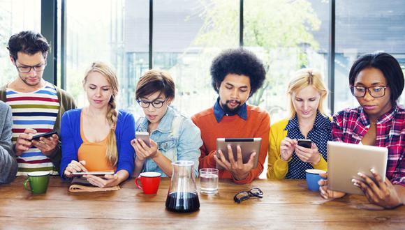 Los Millenials crecieron a la par con el crecimiento tecnológico (Foto: Roastbrief)