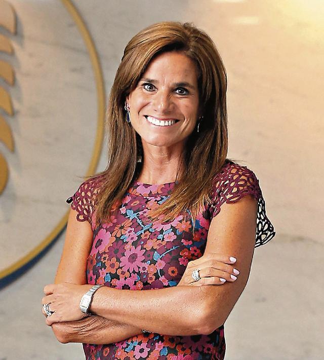 Verónica Valderrama, Vicepresidenta de Recursos Humanos, Gold Fields