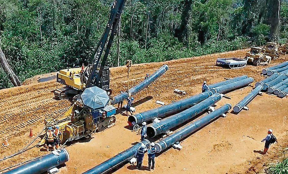 La concesión del Gasoducto Sur Peruano se otorgó en el 2014, pero se dejó sin efecto en el 2017