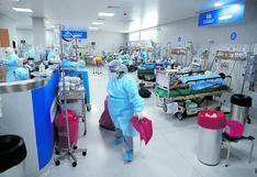 Ejecutivo aumentará 350 camas UCI en hospitales del Minsa y EsSalud