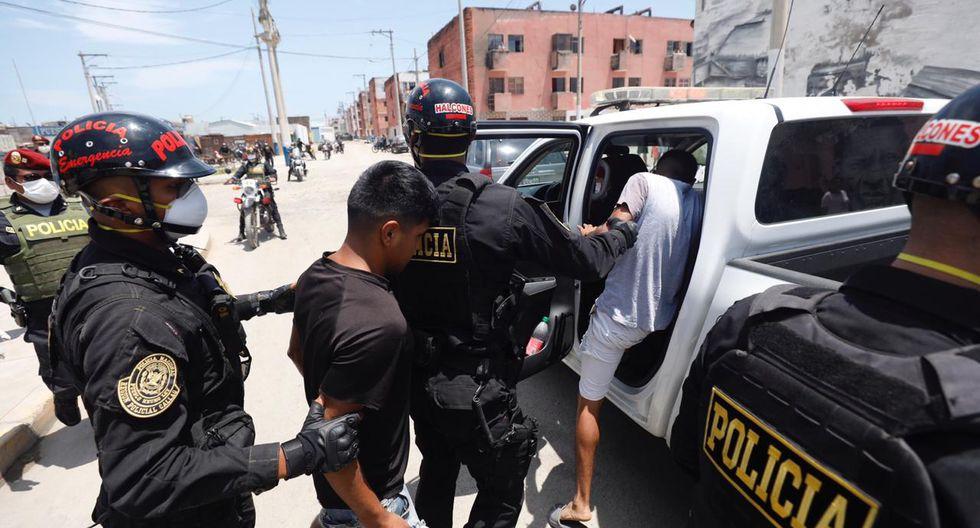 Coronavirus Perú: suman más de 33 mil los detenidos desde que ...