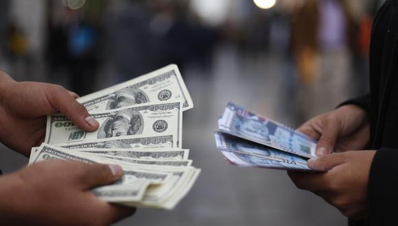 En el mercado paralelo o casas de cambio de Lima, el tipo de cambio se cotizaba a S/ 3.590 la compra y S/ 3.615 la venta. (Foto: GEC)