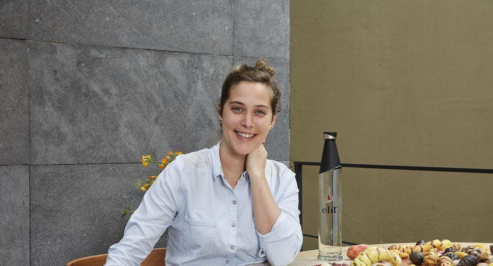 Pía León se encarga de dirigir la cocina de Central en Lima, que obtuvo la primera posición en los Latin America's 50 Best Restaurants