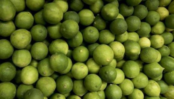 Limón. 85% de la producción se abastece desde Piura. (Foto: USI)