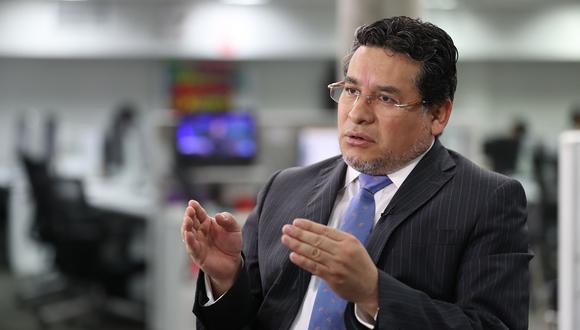 La moción, que busca ser suscrita por 20 parlamentarios para ser presentada al Pleno, cuenta con 23 interrogantes para el ministro Vargas. (Foto: GEC)