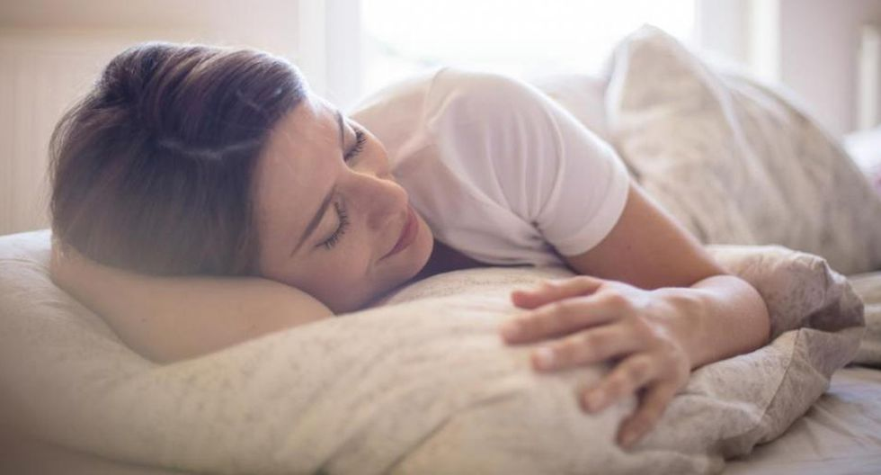 FOTO 1   1. Dormir bien (Foto: iStock)