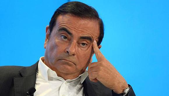 Carlos Ghosn se desempeñaba como presidente de Nissan desde el 2001. (Foto: EFE)