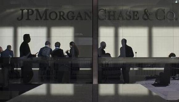 JPMorgan Chase. (Foto: Reuters)