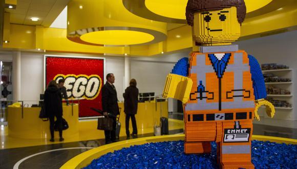 Negocio. La empresa posee las franquicias de Harry Potter, Star Wars, entre otras. Tiene público adulto por los juguetes coleccionables. (Foto: Bloomberg).