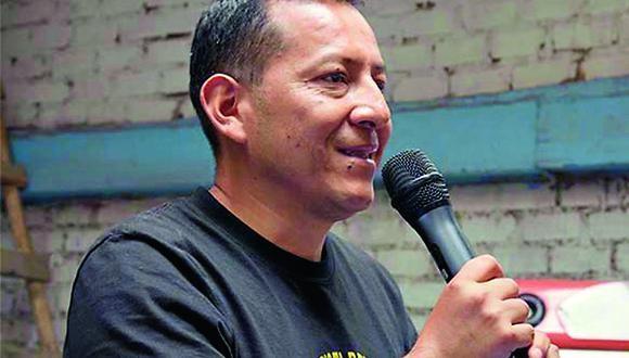 División. Chagua afirma que no tiene coincidencias políticas, ideológicas ni programáticas con Vilcatoma. (Foto: Difusión)