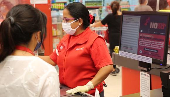 La BIM podrá leer el QR que se genere en el POS al momento de pagar en el supermercado, autoservicio, farmacia u otro comercio, y transferir el monto que indique la aplicación.