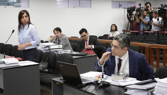 Fiscal José Domingo Pérez apeló decisión judicial que rechazó suspender a Fuerza Popular por dos años. (Foto: Poder Judicial)
