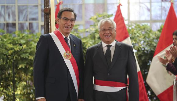 Juan Carlos Liu Yonsen, exministro de Energía y Minas, quien renunció el 10 de febrero de 2020, será interrogado por la fiscal Geovana Mori en