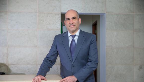 Alan Kahn, gerente de la división de Línea Blanca de Samsung.