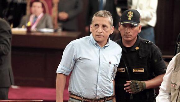 Antauro Humala cumple una condena de 19 años de prisión por el Andahuayazo. (Foto: GEC)