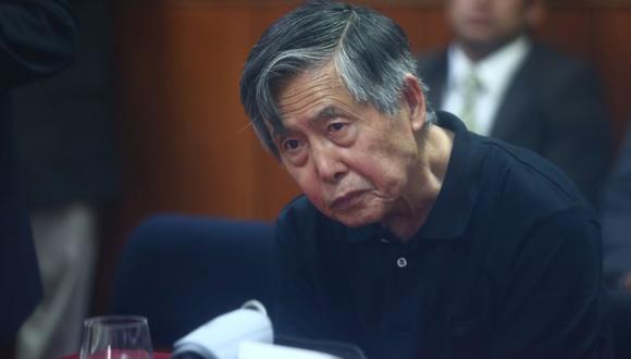Alberto Fujimori. (Foto: Difusión)