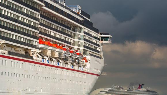 A medida que se extendía la pandemia, pocas industrias necesitaban más capital que las líneas de cruceros. (Bloomberg)